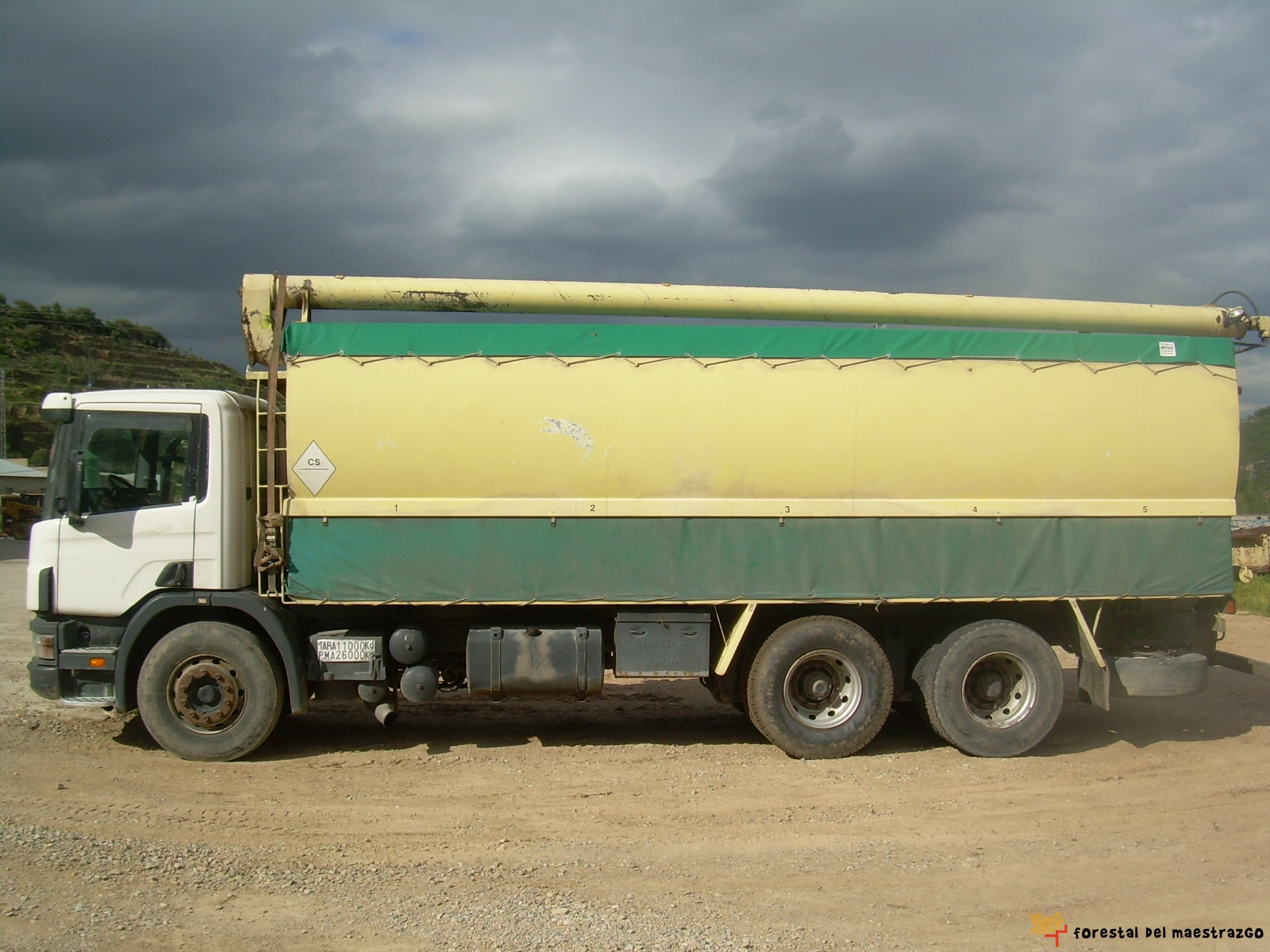 Camion 002